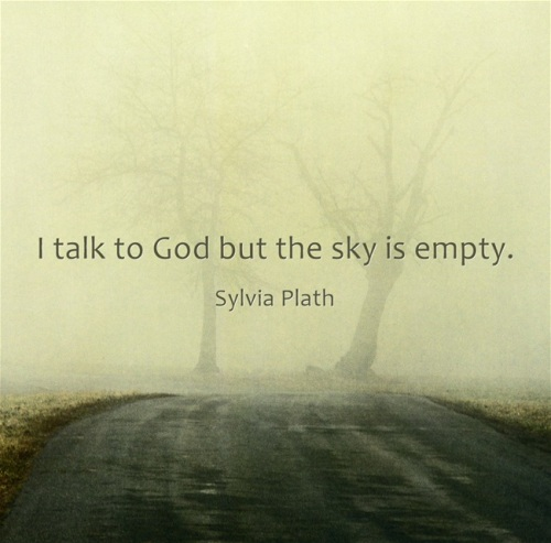 I-talk-to-God-but-the